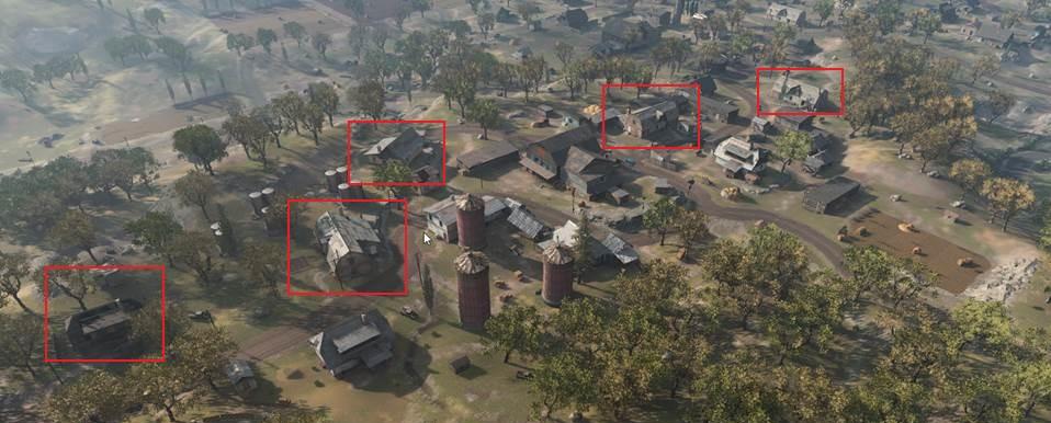 cod modern warfare maps krovnik farmland exploit fixes