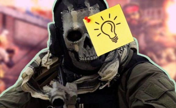 cod modern warfare warzone ghost update titel