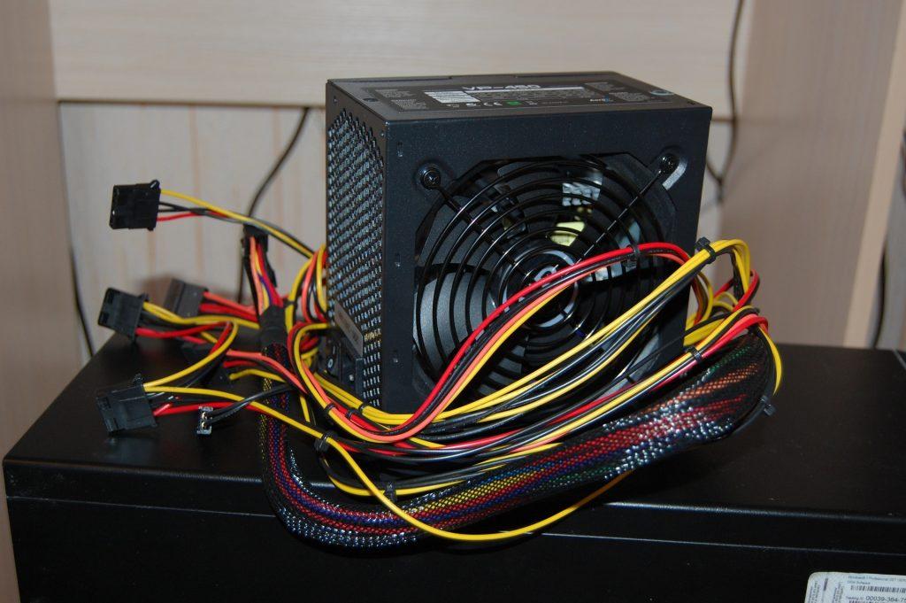 PC-Netzteil für PC im Selbstbau 2020