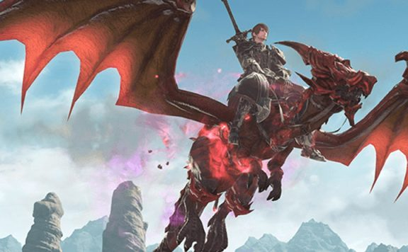 final fantasy xiv mounts 5.2 header