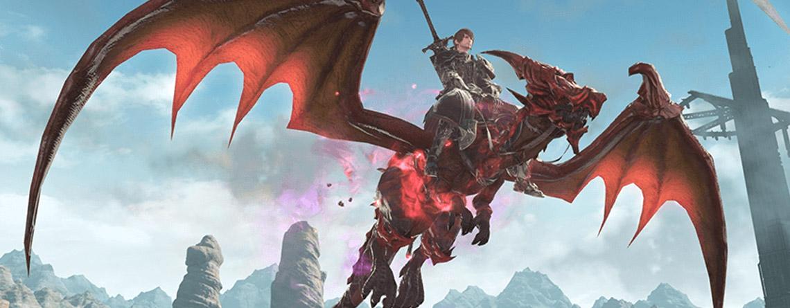 Final Fantasy XIV: Das sind alle Mounts, Begleiter und Cosmetics aus Patch 5.2
