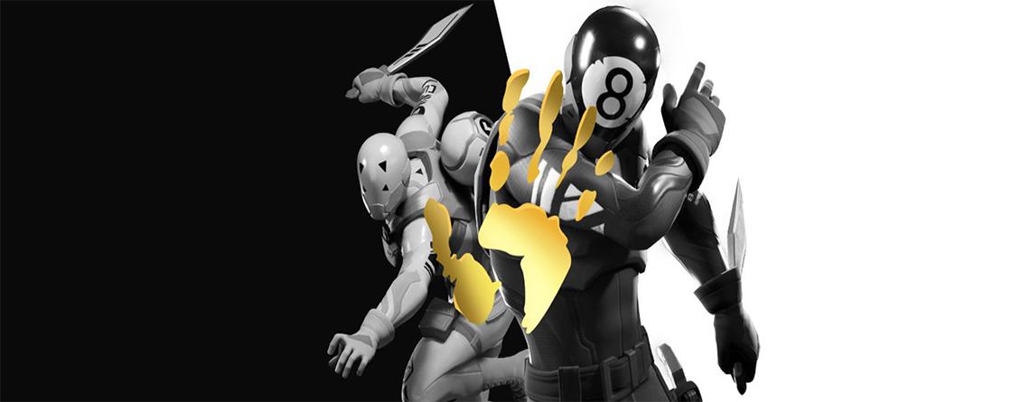 Fortnite: Die ersten Teaser sind da – Season 2 mit Gold, Agenten, Öl?