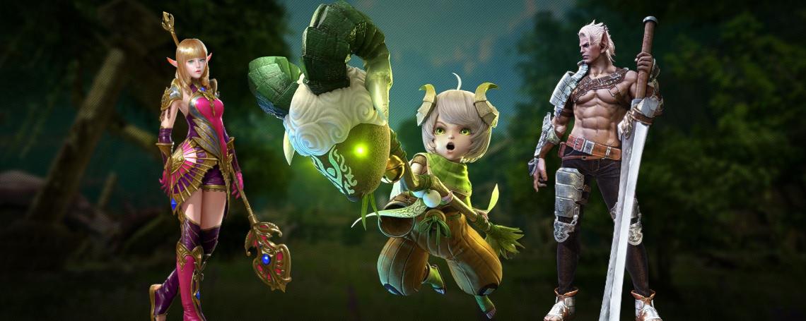 Schulnoten für alle neuen MMORPGs, die seit 2018 erschienen sind