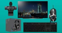 MediaMarkt Angebote: Logitech Gaming-Bundle & 4K TVs günstiger