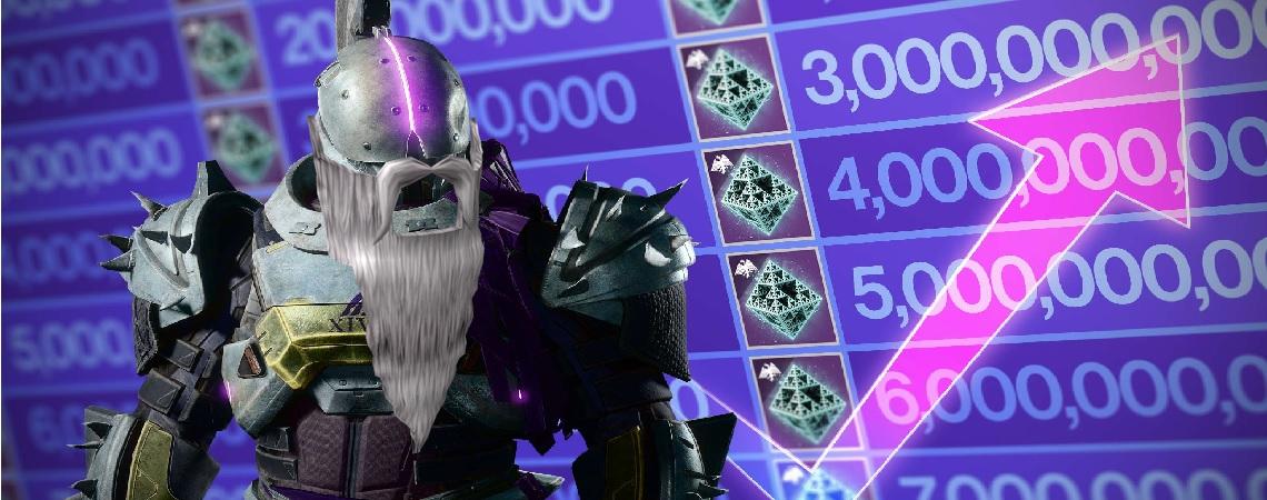 Destiny 2 gibt euch nur 5 Wochen Zeit, um 10 Jahre lang einen Knopf zu drücken