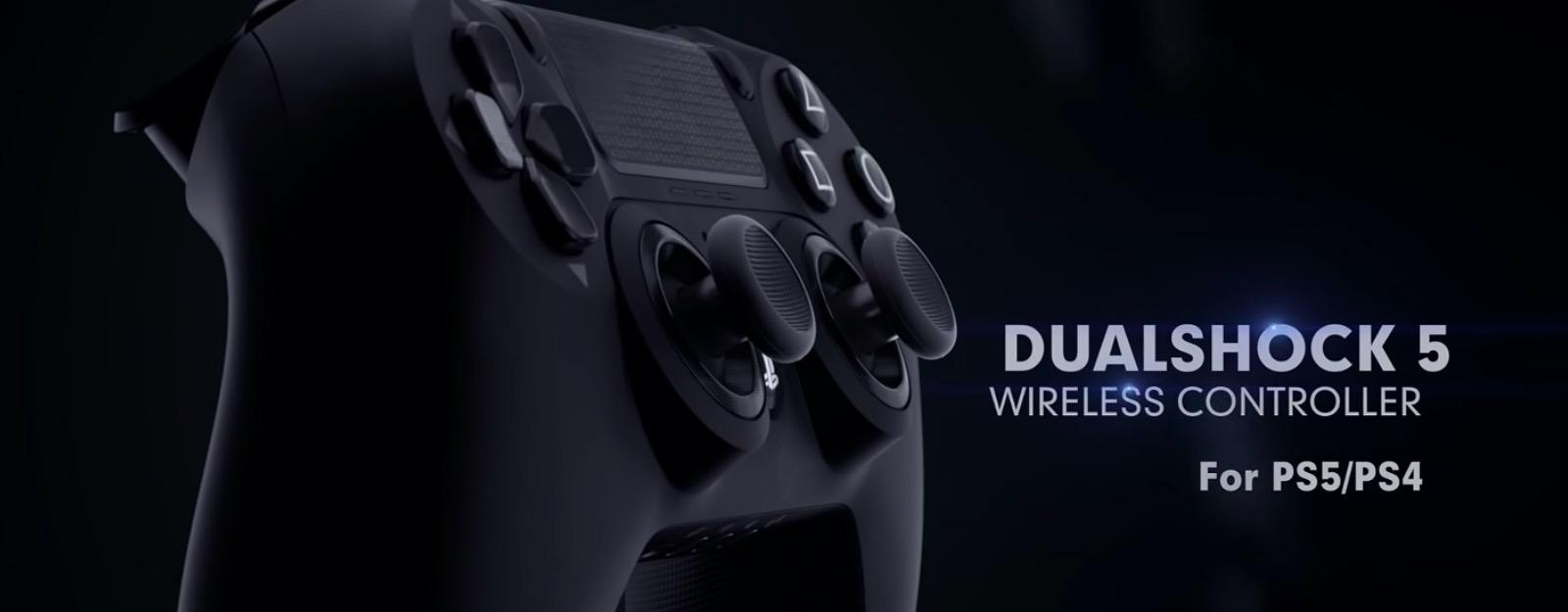 Sony, macht den neuen PS5-Controller bitte genau wie diesen hier!