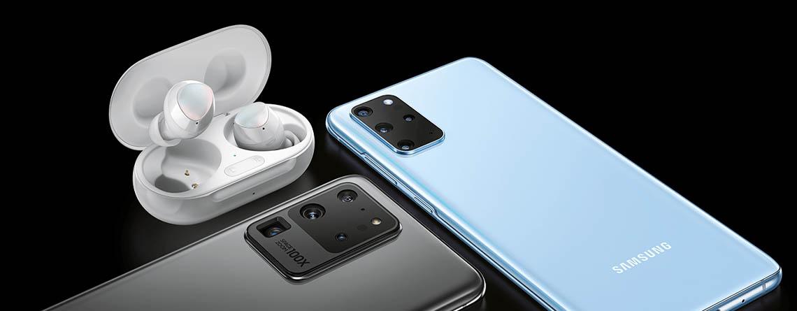 Samsung Galaxy S20, S20 Plus und S20 Ultra jetzt vorbestellen
