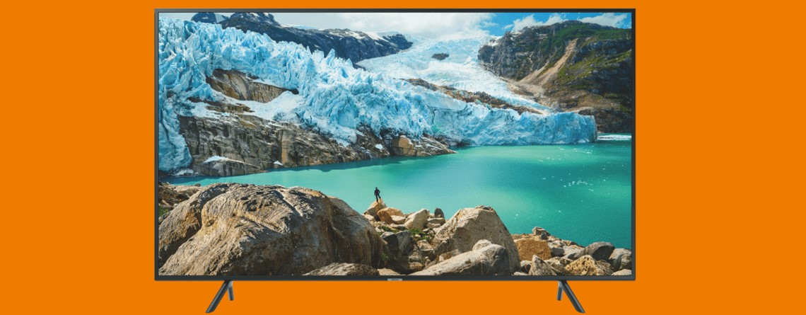 Großer 4K-Fernseher von Samsung vergünstigt im Angebot bei Saturn