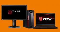 Gaming-Monitore, Laptops und mehr reduziert im Angebot bei Saturn