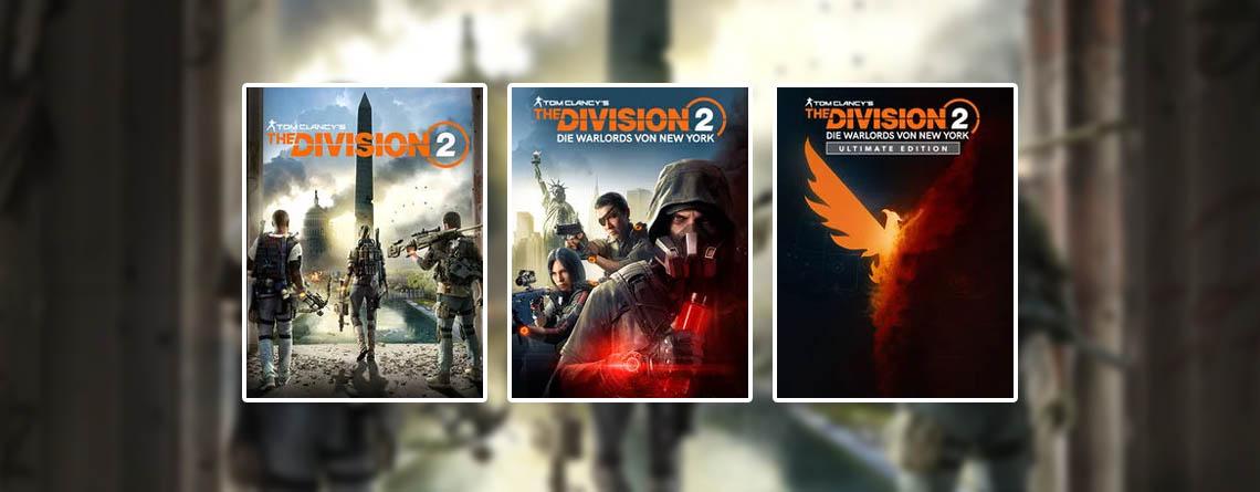 Ubisoft Sale: The Division 2 kostenlos probieren und für 3 Euro kaufen