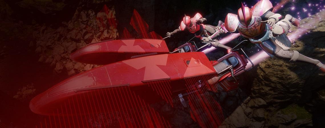 Destiny 2: Mediziner erklärt aufmerksamen Hütern die Besonderheiten der Event-Sparrows