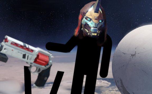 Cayde wirft was weg Destiny 2