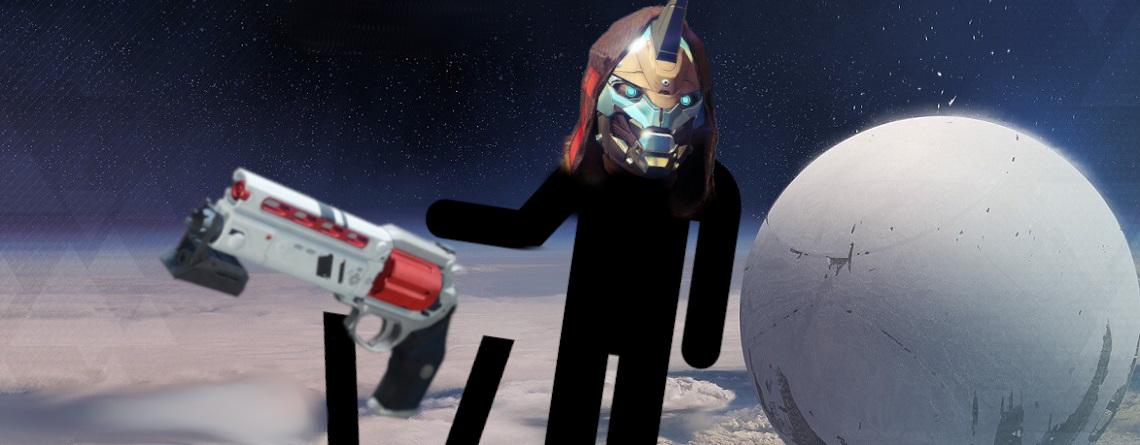 Destiny 2 will, dass ihr legendäre Waffen nach einem Jahr wegschmeißt