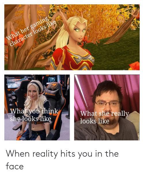 wie ihr charakter aussieht meme