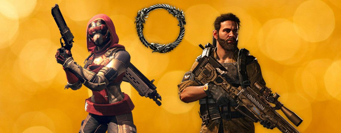 5 Online-Spiele und MMOs im März 2020, die wir empfehlen