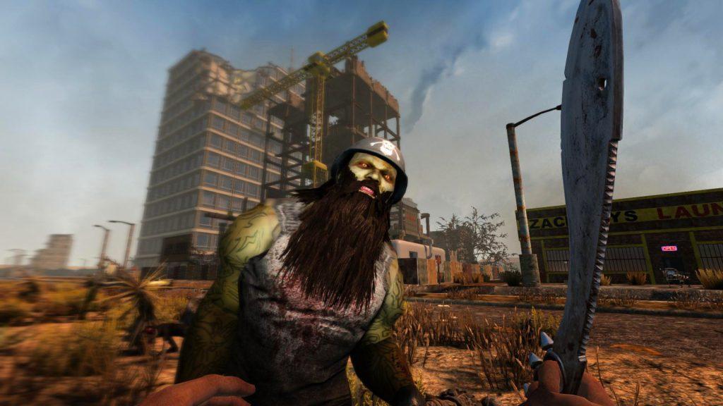 7 days to die zombie mit Bart