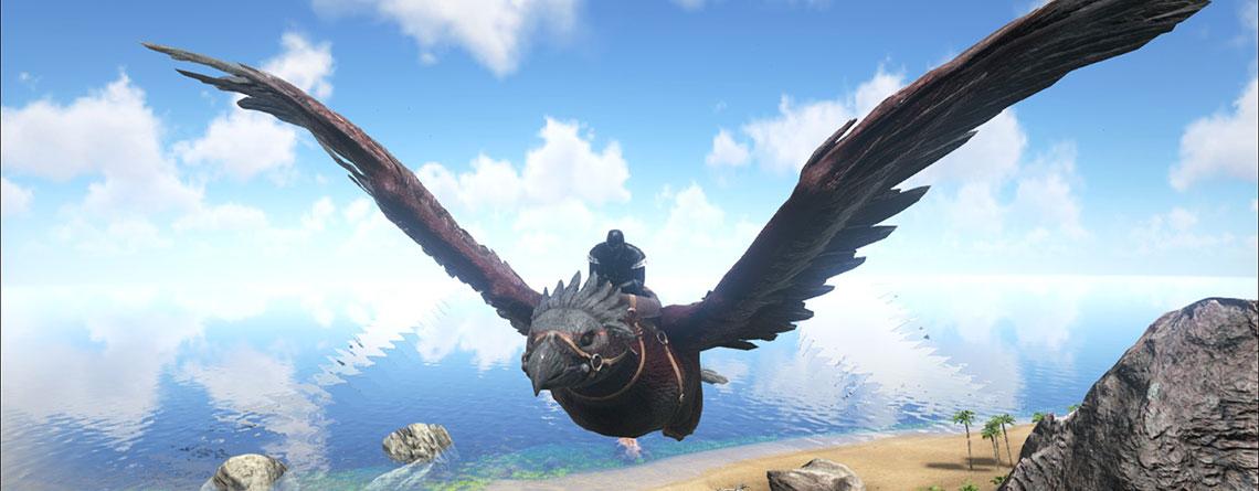 ARK Genesis: So könnt ihr im DLC wieder fliegen
