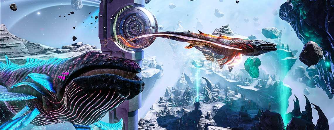 ARK Genesis: Space-Wal Astrocetus zähmen – das sind die besten Methoden