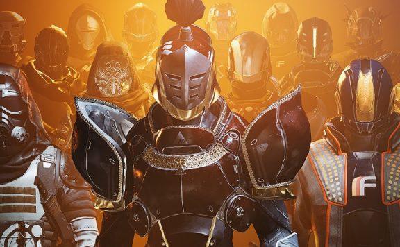 Armor Team Fraktion Destiny 2