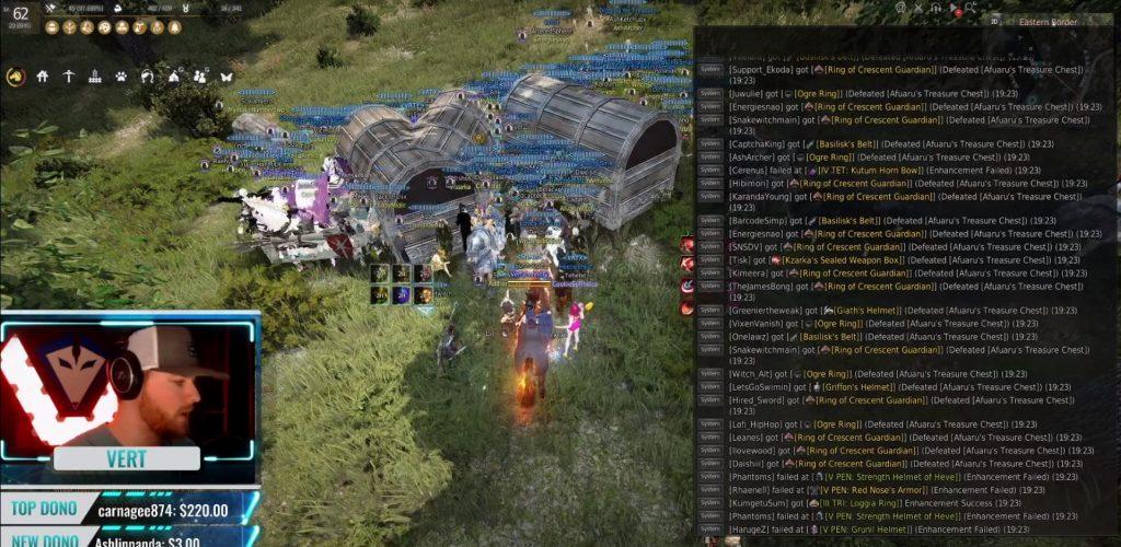 Black Desert Exploit Screenshot