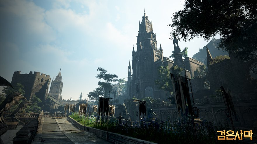 Black Desert Screenshot zu Odilita aus Korea
