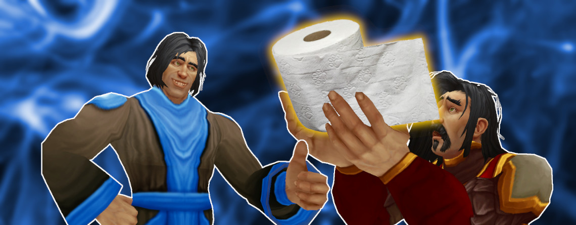 Blizzard versorgt Mitarbeiter liebevoll mit wertvollster Ressource: Klopapier