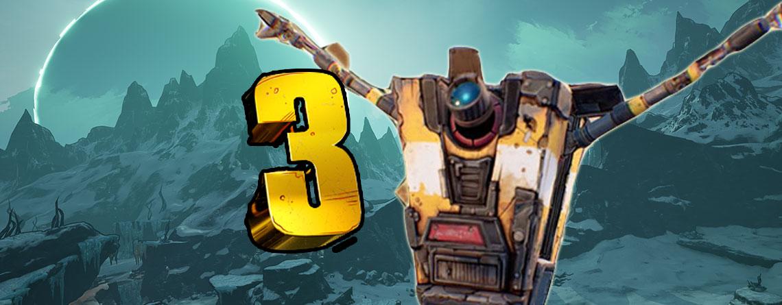 3 Gründe, warum ihr ab heute wieder Borderlands 3 spielen solltet