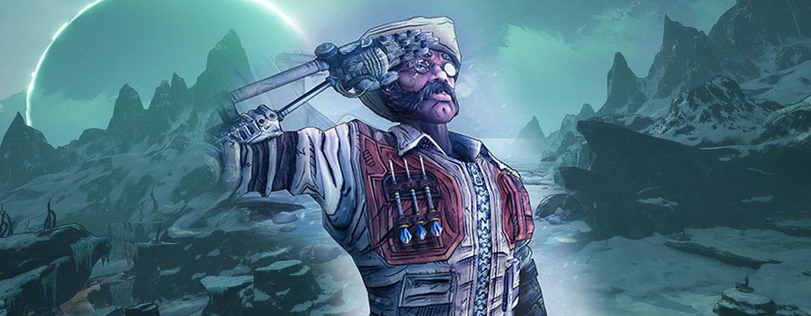 Warum der neue Eis-Planet aus Borderlands 3 so viele nostalgische Gefühle weckt