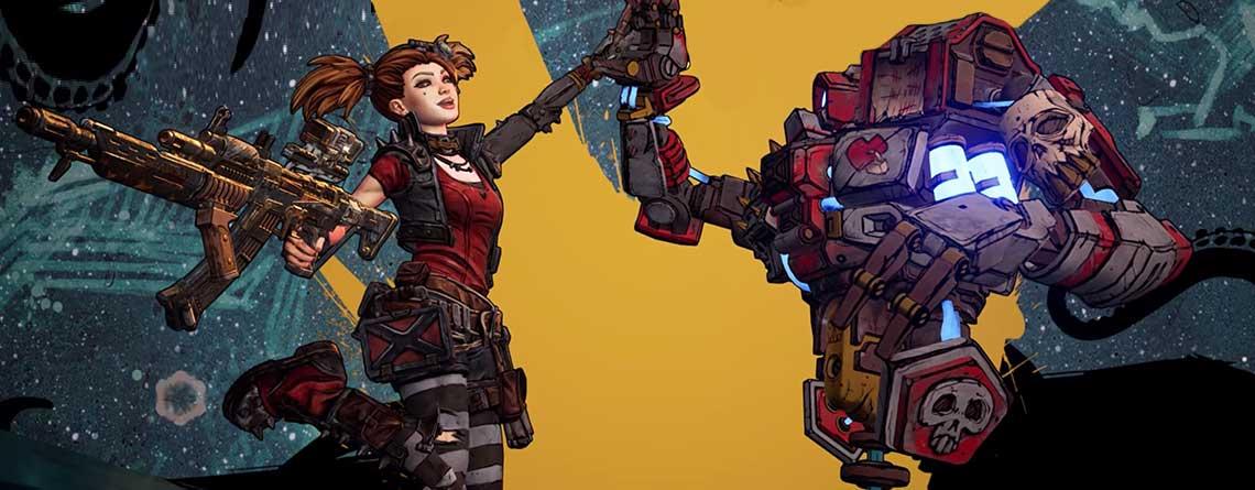 Borderlands 3: Erstes Gameplay zum 2. DLC zeigt Rückkehr von Fan-Favoriten