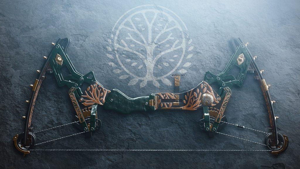 Bogen Eisenbanner Ritual Destiny 2