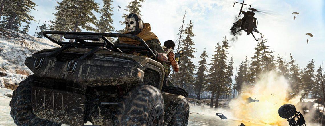 Braucht man PS Plus, um Call of Duty: Warzone auf der PS4 zu spielen?