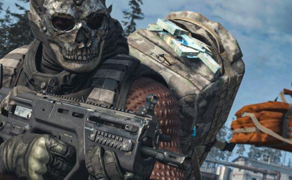 Call fo Duty Modern Warfare Warzone Solo Titel
