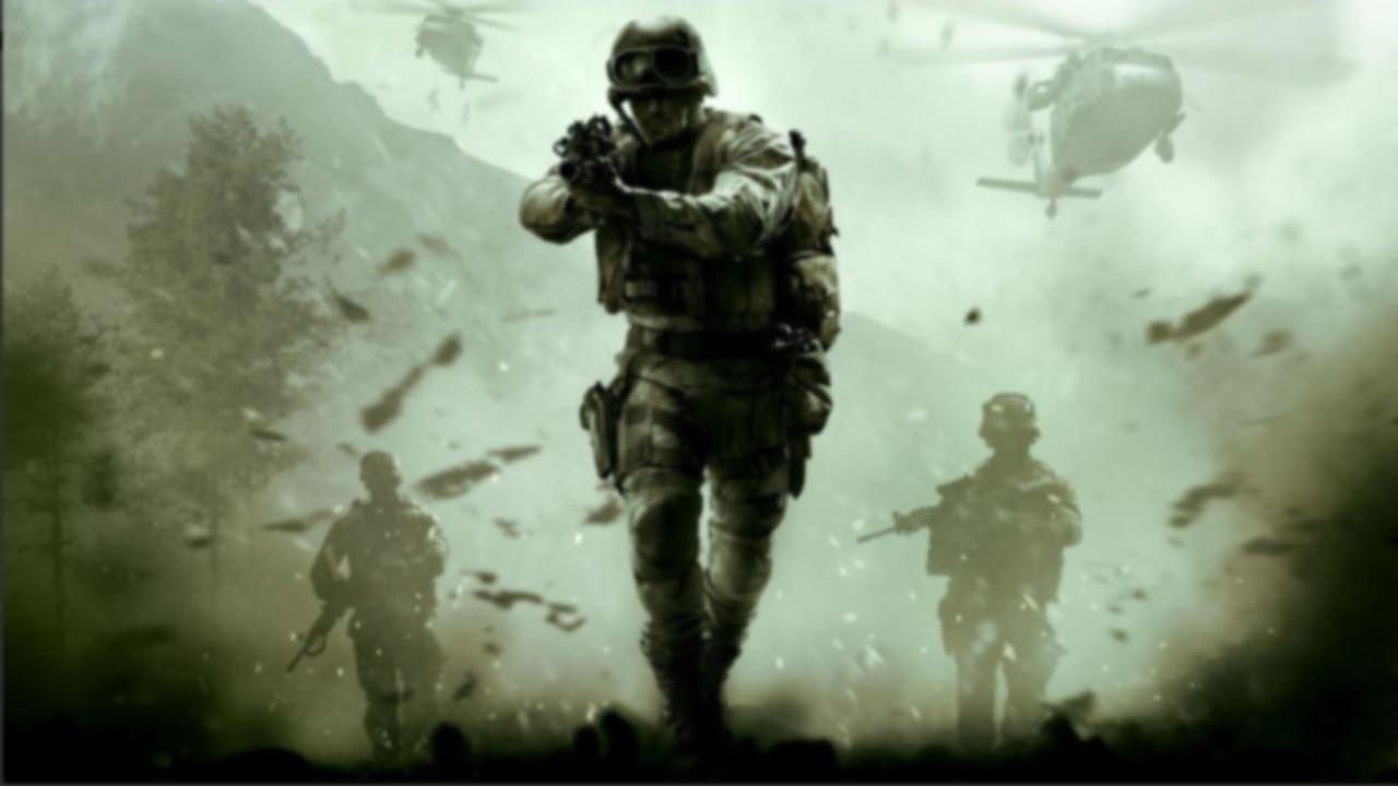 Call-of-Duty-Modern-Warfare Quiz Karte
