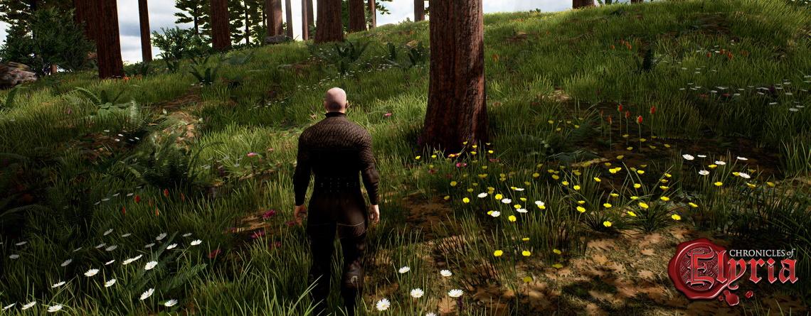MMORPG-Hoffnung zeigt 2020 Gameplay, sieht viel schlechter aus als bei Ankündigung 2016