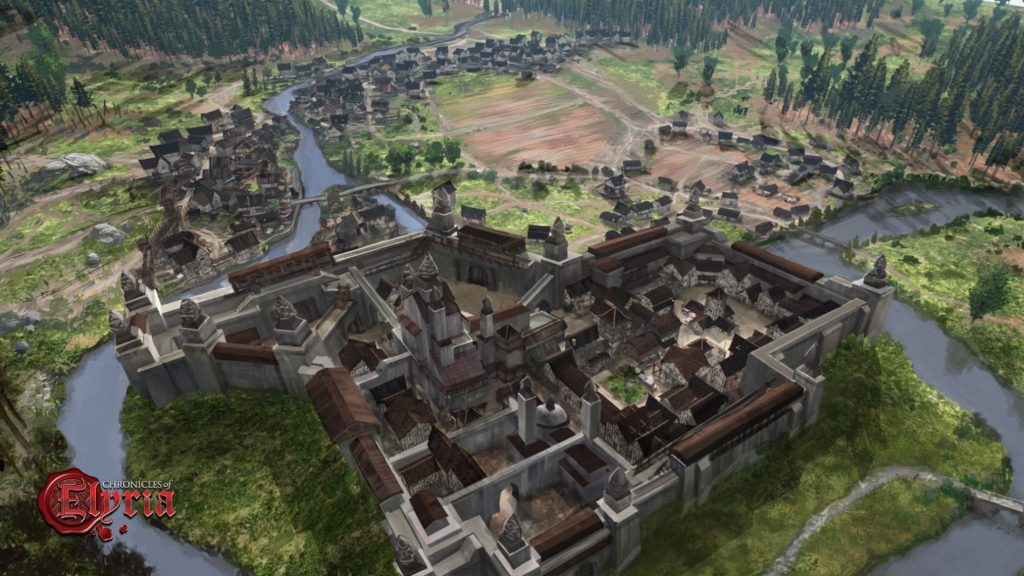 Chronicles of Elyria Festung