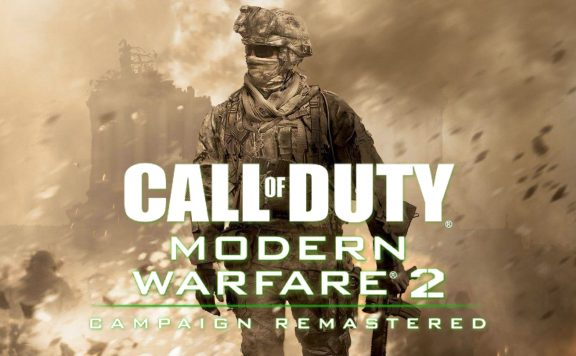 CoD MW2 Camapign Remastered