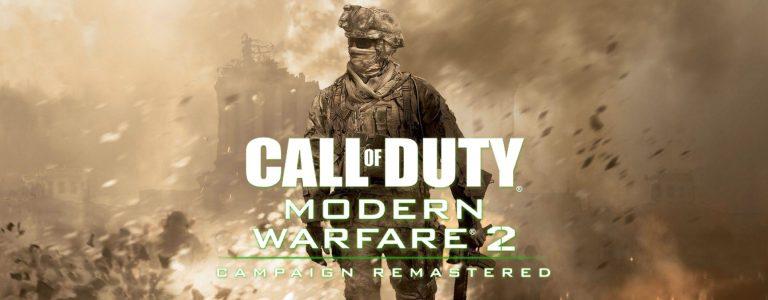 CoD MW2 Camapign Remastered