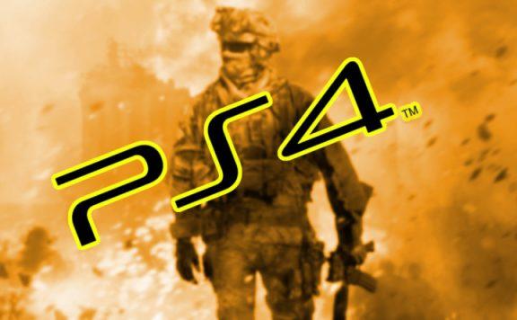 CoD Modern Warfare 2 PS 4 Titel