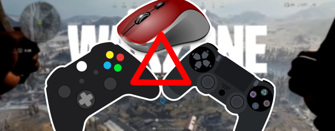 CoD Warzone: So könnt ihr Crossplay auf Xbox One und PS4 deaktivieren