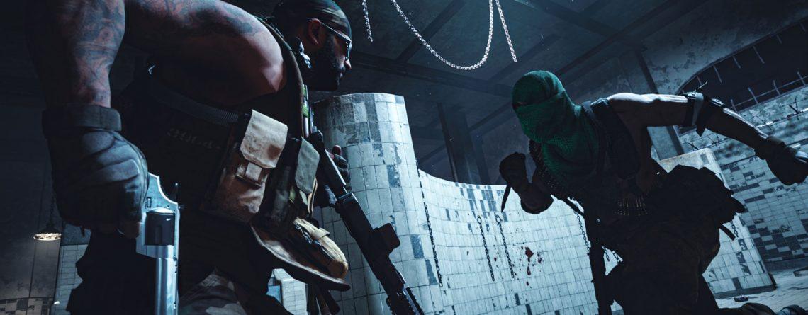 Die beste neue Battle-Royale-Idee von CoD Warzone ist der Gulag