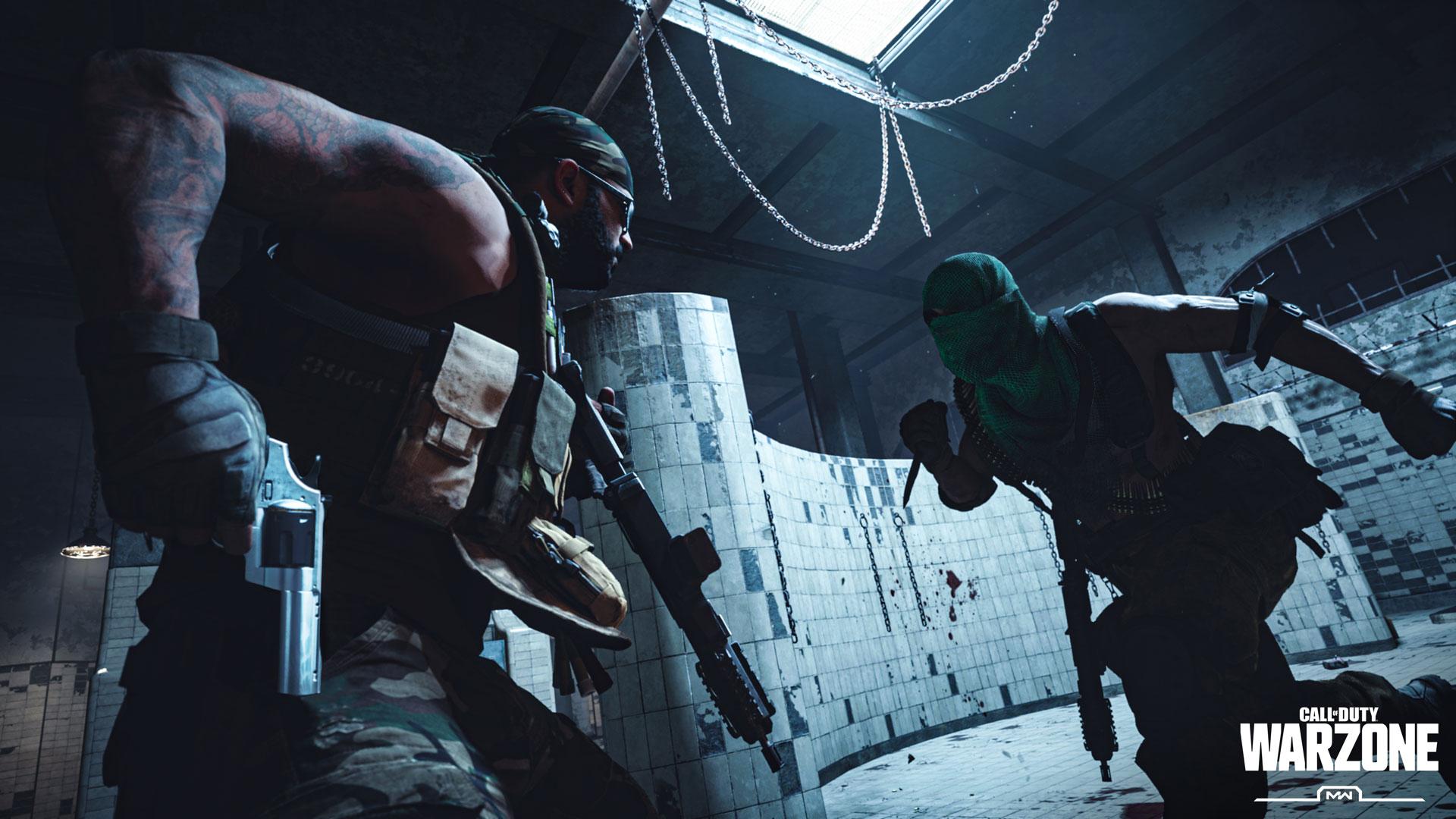 CoD Warzone: Das passiert, wenn sich die schlechtesten Spieler im Gulag treffen