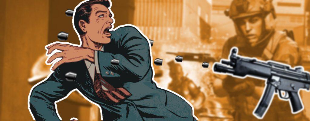 CoD Warzone Kugeln ausweichen Titel