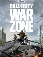 CoD warzone packshot