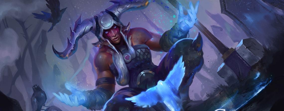 MMORPG Crowfall zeigt neue Klasse, sagt: Jetzt geht es wirklich bald los