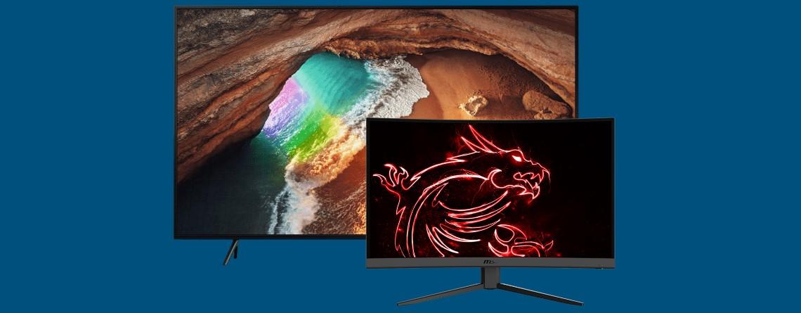 QLED-TV zum Bestpreis und Gaming-Monitor bei Cyberport reduziert