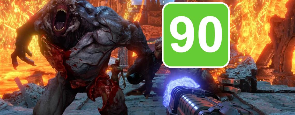 DOOM Eternal im Test – Das sagen erste Reviews auf Metacritic