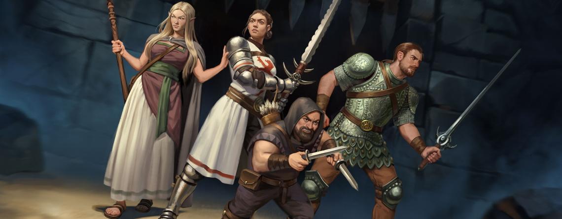 """Neues Multiplayer-Spiel zu """"Das Schwarze Auge"""" kommt bald zu Steam"""