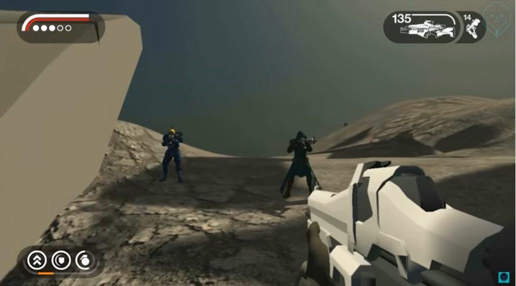 Destiny 1 Entwicklung 2011