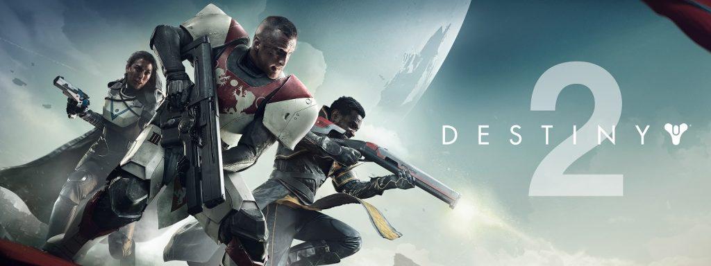 Destiny 2 mit Logo