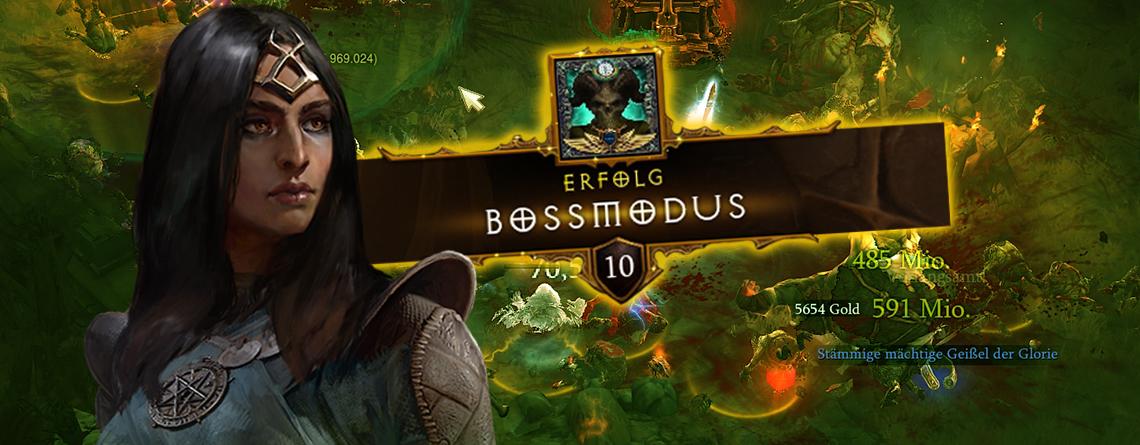 Diablo 3: Bossmodus – So geht die Errungenschaft